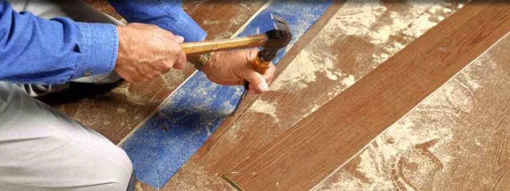 Flooring Repairs and Refinishing